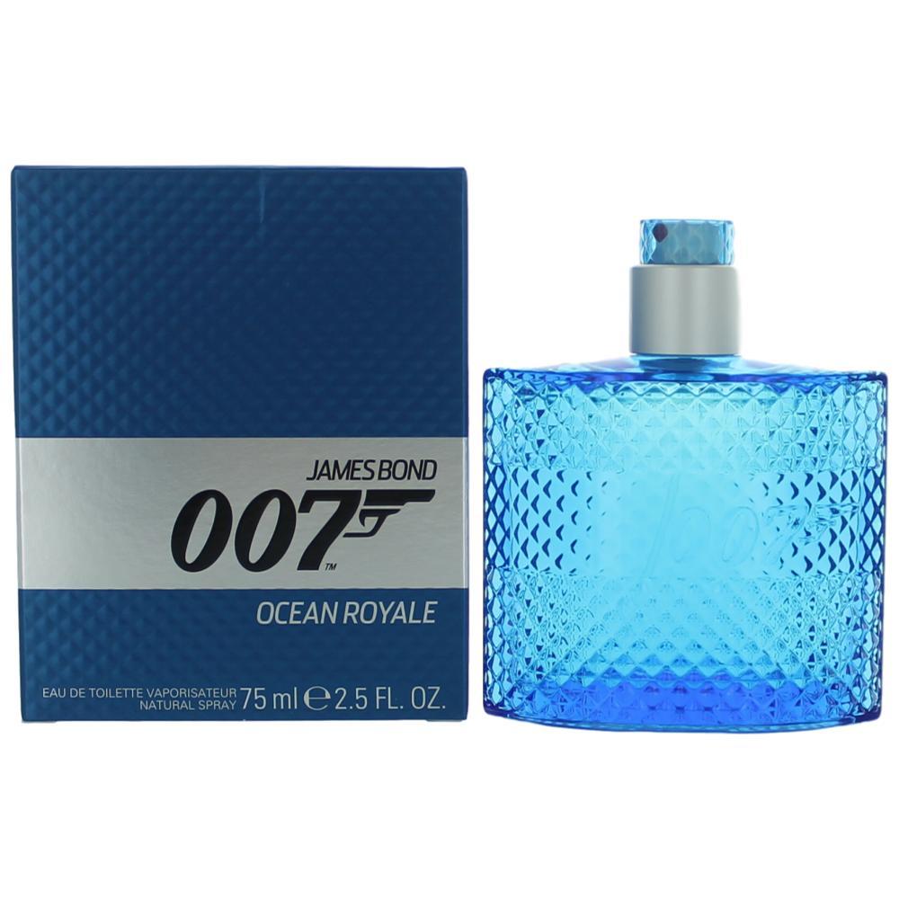James Bond 007 Ocean Royale 2.5 oz Eau De Toilette Spray for Men New In Box