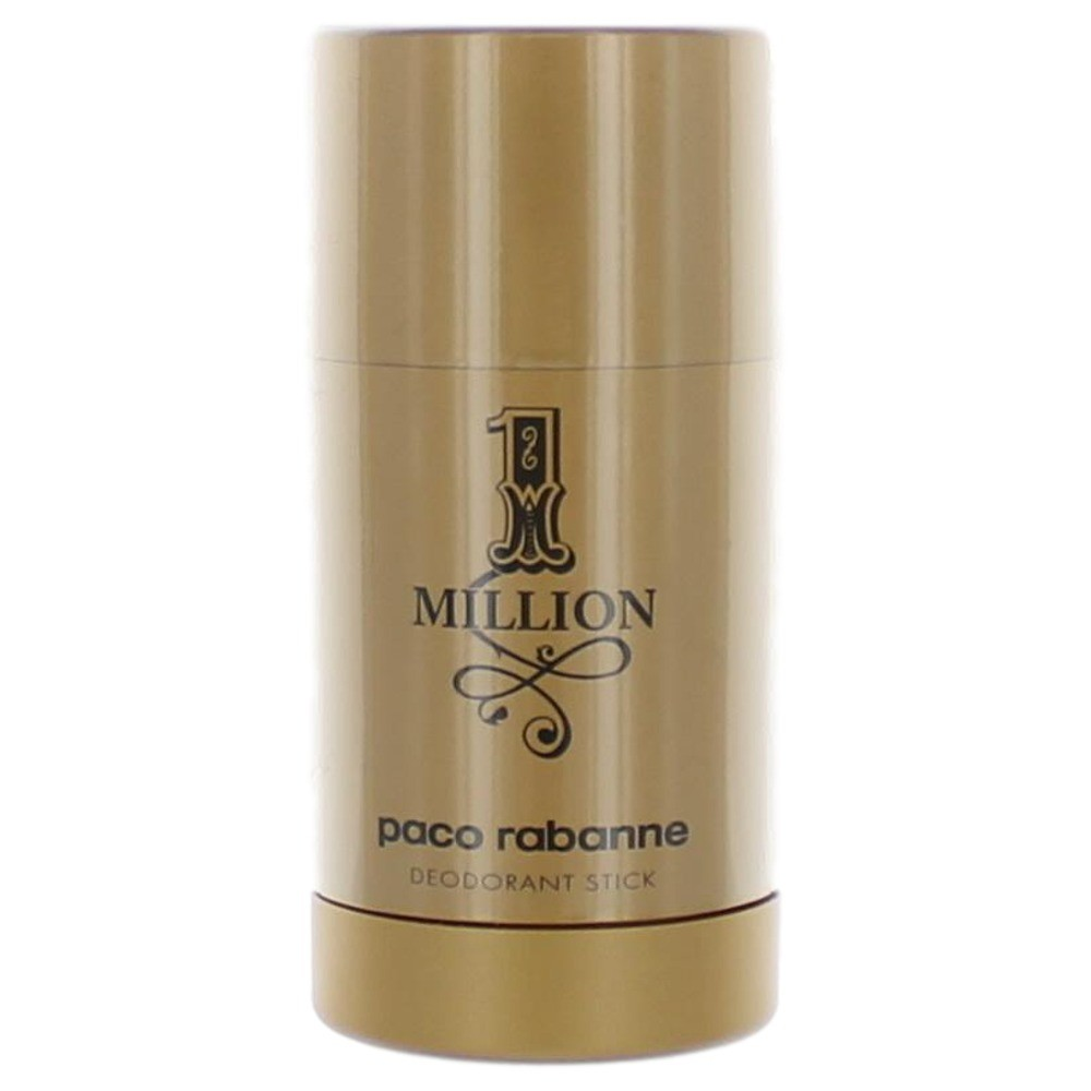 1 Million by Paco Rabanne, 2.3 oz Deodorant Stick for Men