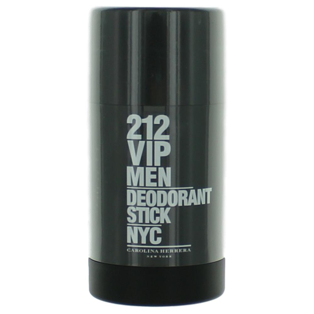 212 VIP by Carolina Herrera, 2.1 oz Deodorant Stick for Men