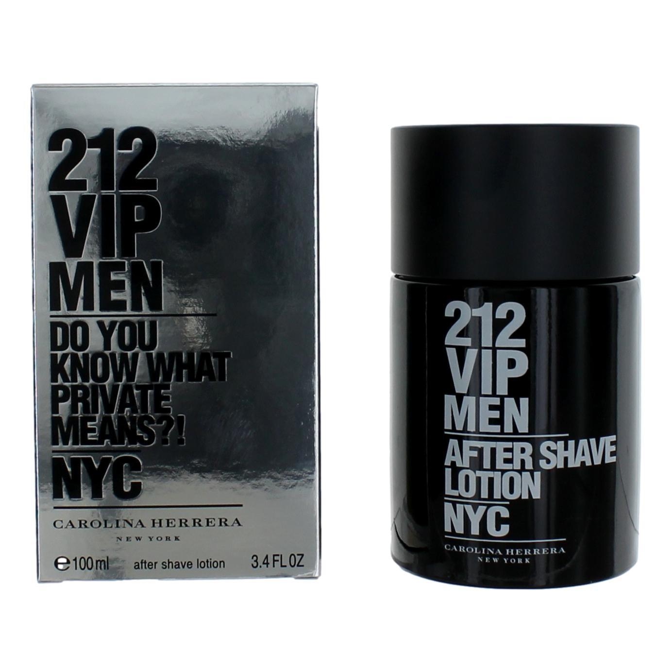 212 VIP by Carolina Herrera, 3.4 oz After Shave for Men