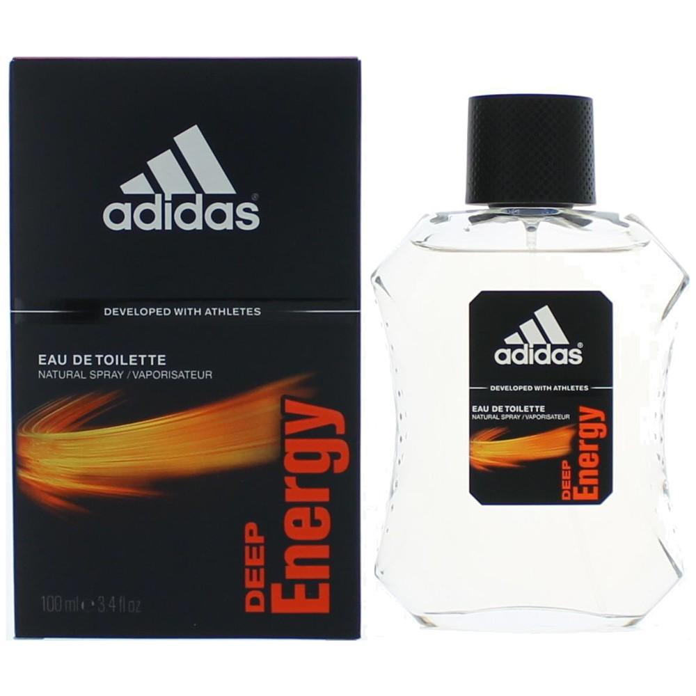 Adidas Deep Energy by Adidas, 3.4 oz EDT Spray for Men