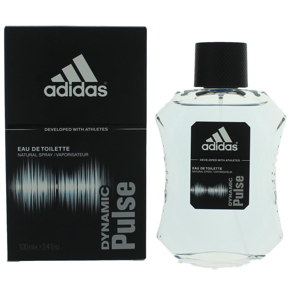 Adidas Dynamic Pulse by Adidas, 3.4 oz EDT Spray for men. Cologne