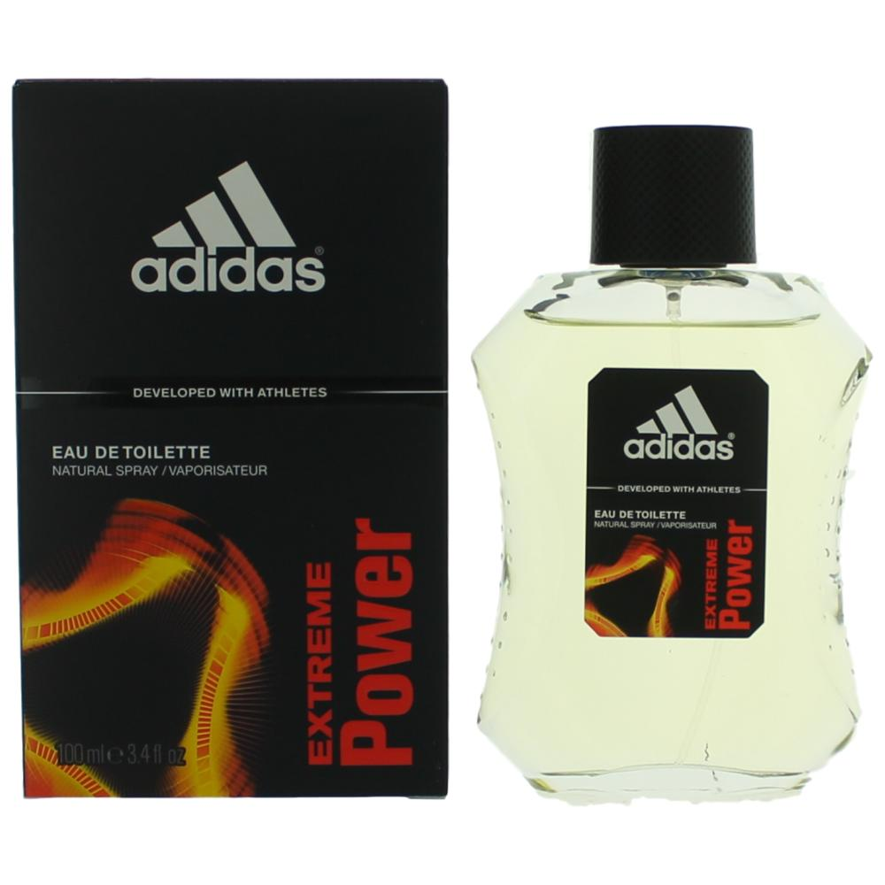 Adidas Extreme Power by Adidas, 3.4 oz EDT Spray for Men