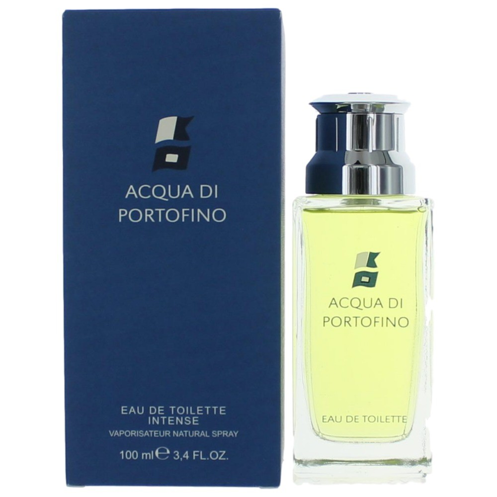 Acqua Di Portofino by Acqua Di Portofino, 3.4 oz Intense Eau De Toilette Spray Unisex