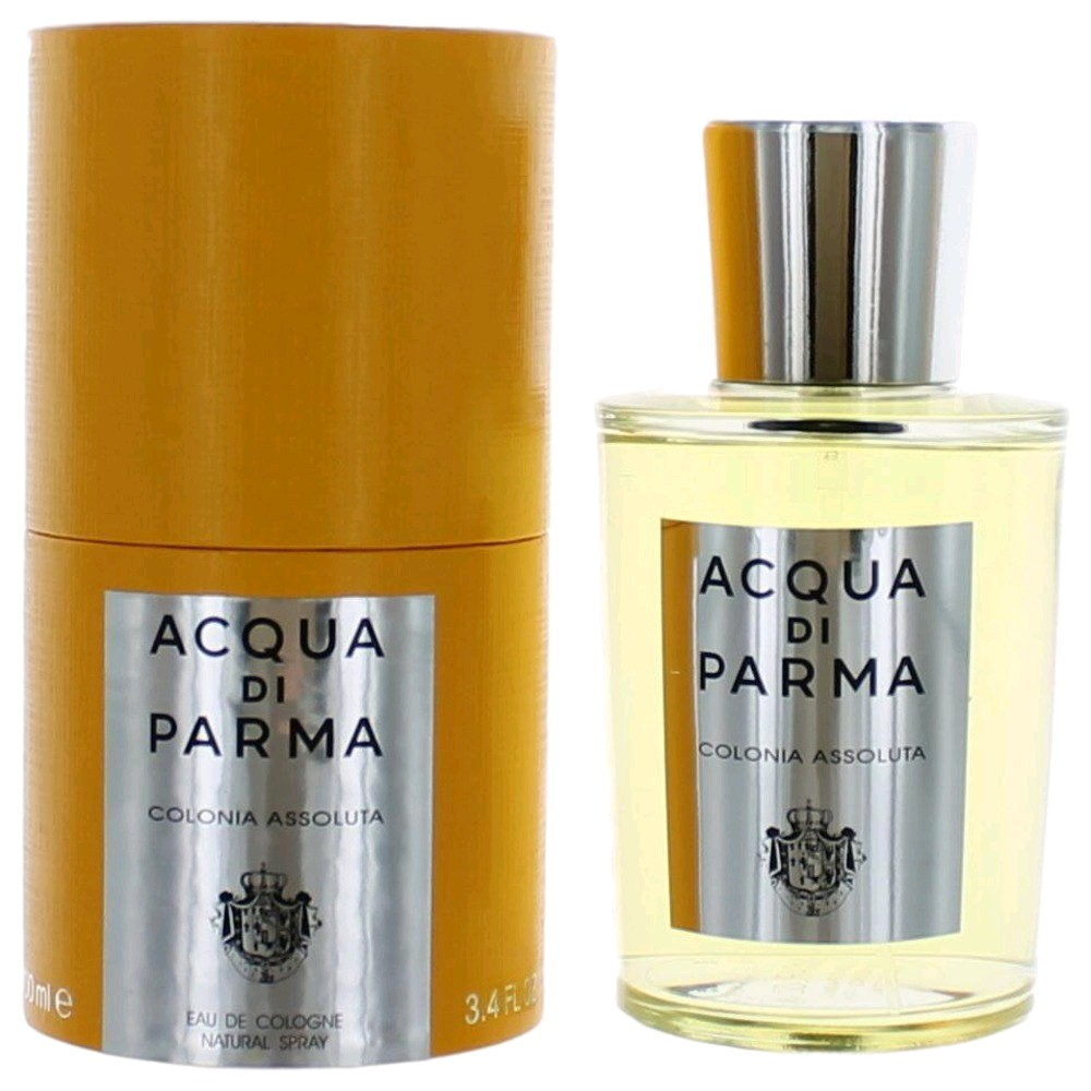 Acqua Di Parma Colonia Assoluta by Acqua Di Parma, 3.4 oz EDC Spray Unisex women
