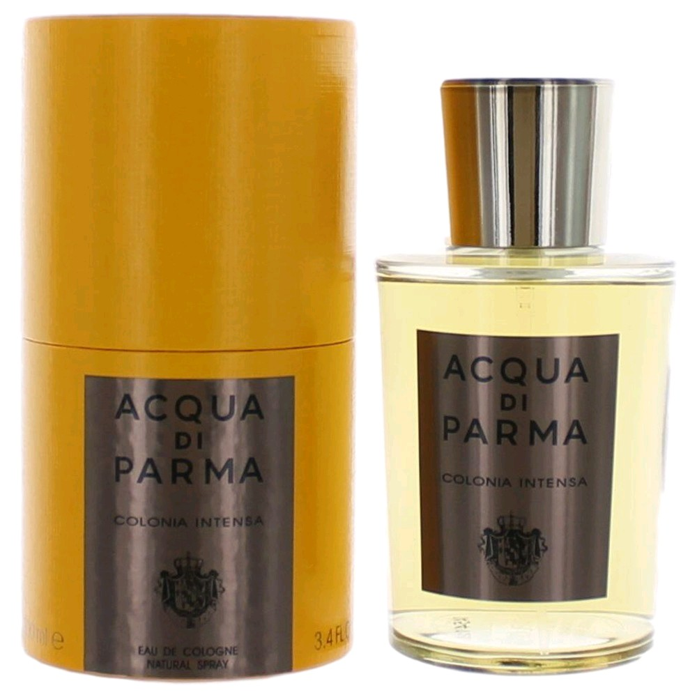 Acqua Di Parma Colonia Intensa by Acqua Di Parma, 3.4 oz EDC Spray for Men