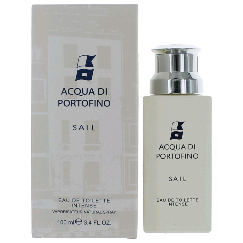 Acqua Di Portofino Sail by Acqua Di Portofino, 3.4 oz Intense EDT Spray Unisex women
