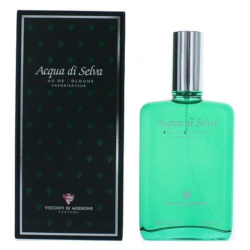 Acqua Di Selva by Visconti Di Modrone, 3.4 oz Eau De Cologne Spray for men