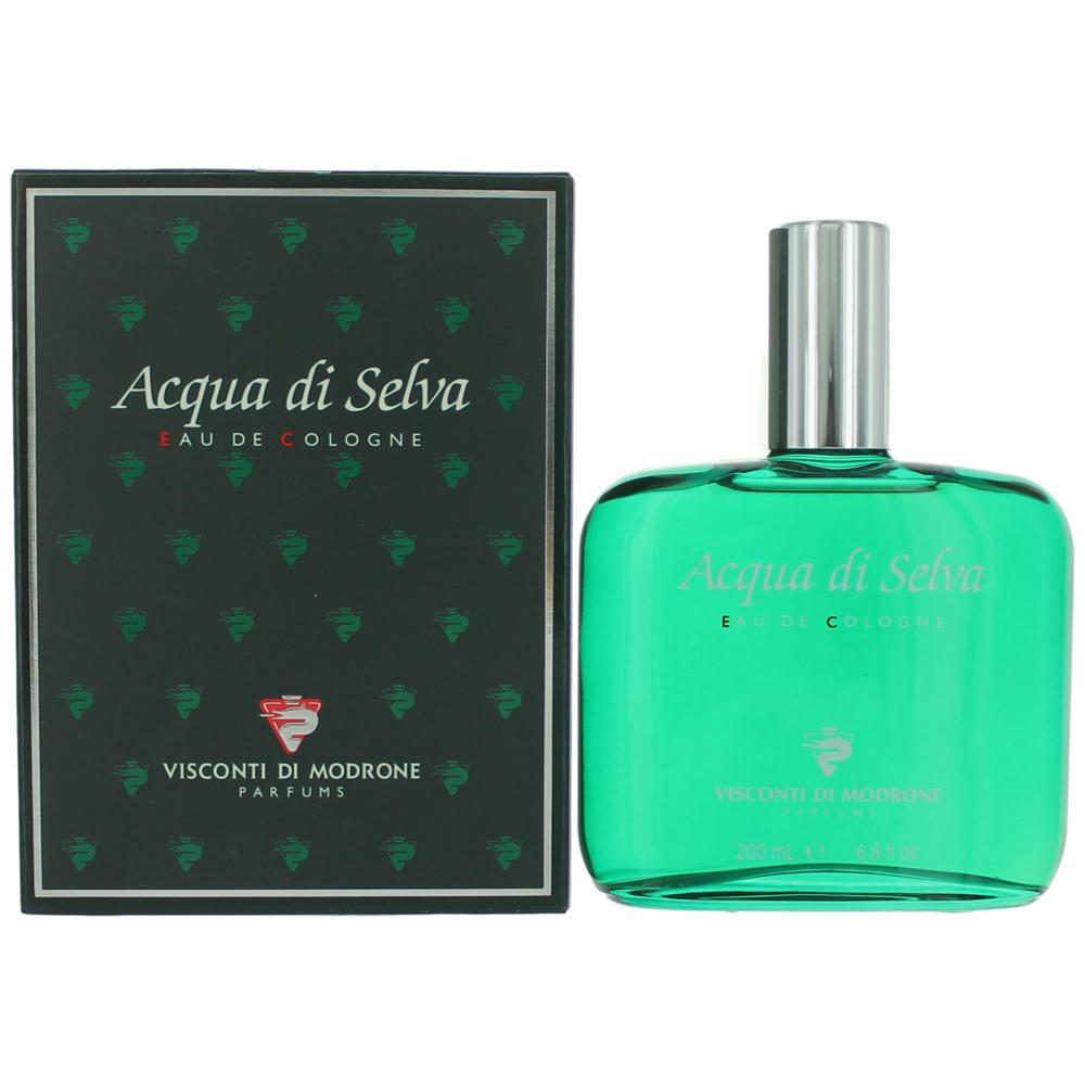Acqua Di Selva by Visconti Di Modrone, 6.8 oz Eau De Cologne Splash for Men