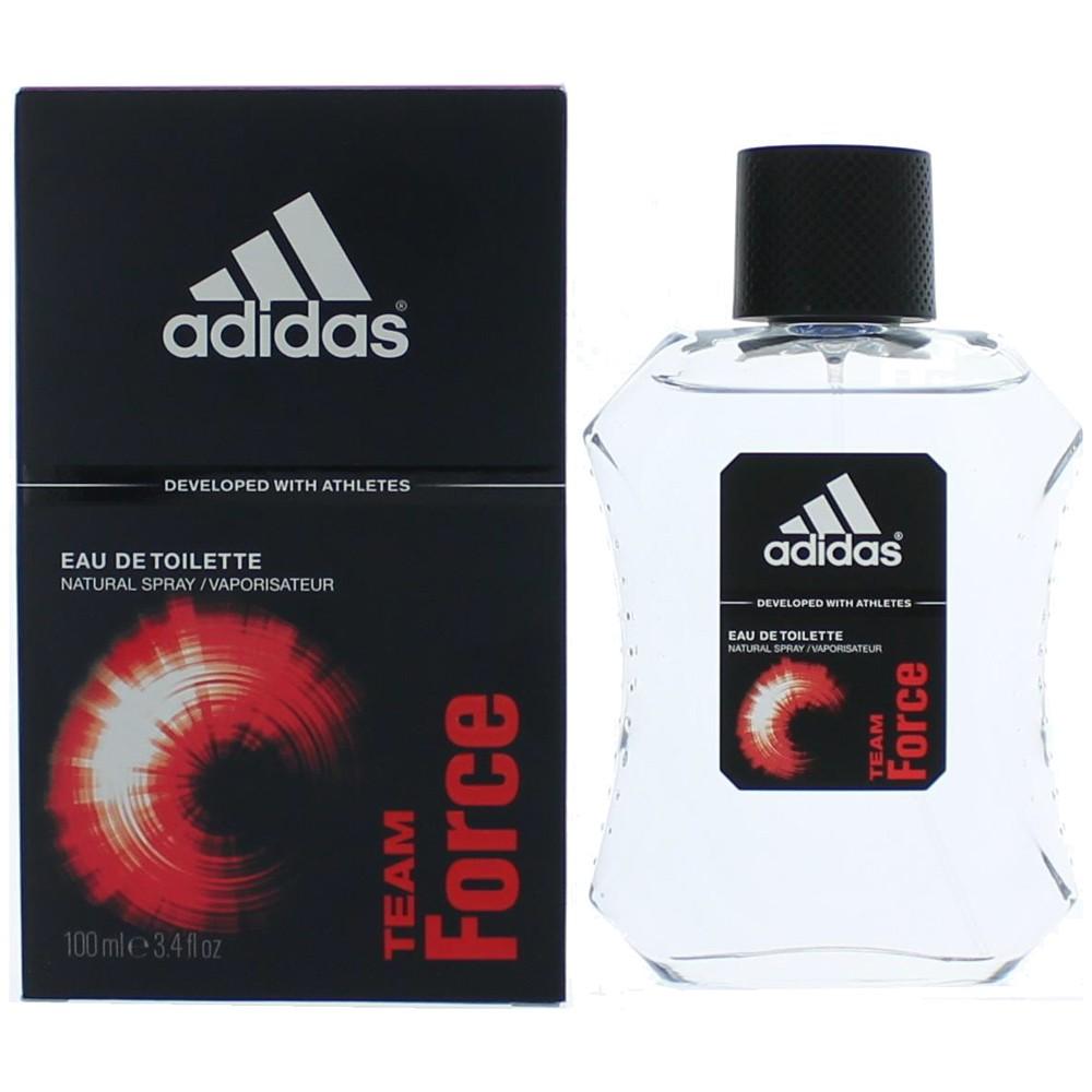 Adidas Team Force by Adidas, 3.4 oz EDT Spray for Men