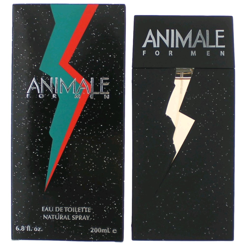 Animale by Animale, 6.8 oz Eau De Toilette Spray for Men