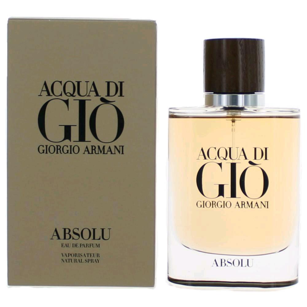 Acqua Di Gio Absolu by Giorgio Armani,