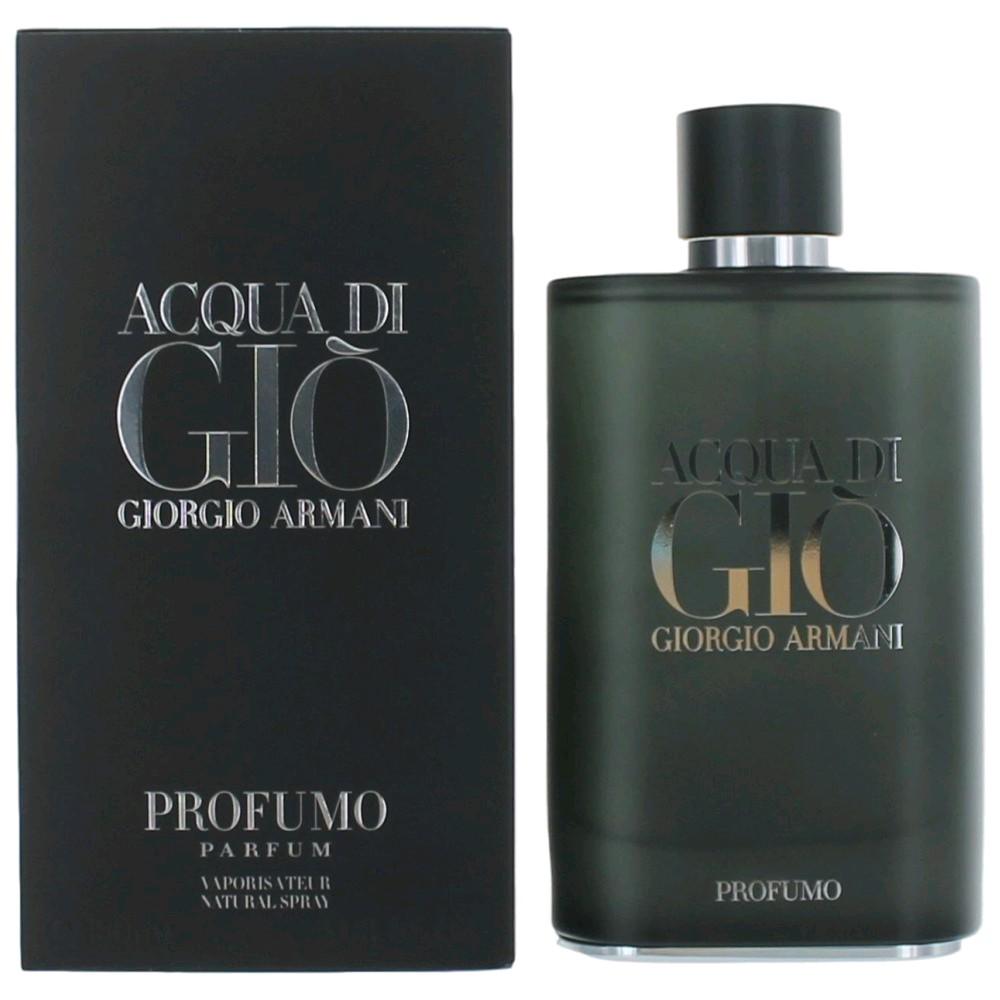Acqua Di Gio Profumo by Giorgio Armani, 6 oz Parfum Spray for Men