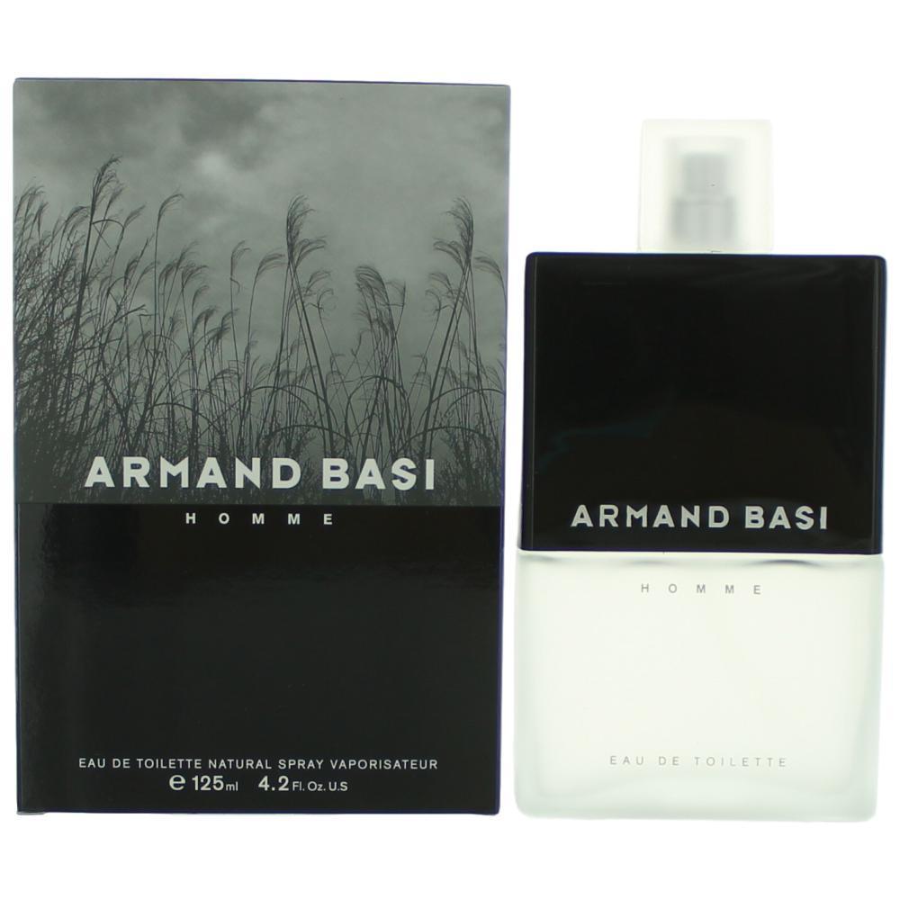 Armand Basi Homme by Arman Basi, 4.2 oz Eau De Toilette Spray for men