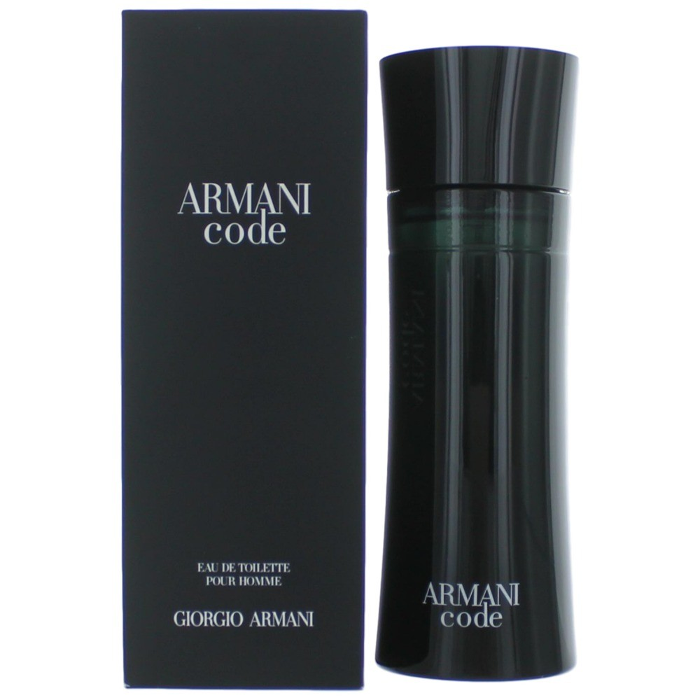 Armani Code by Giorgio Armani, 6.7 oz EDT Spray for Men