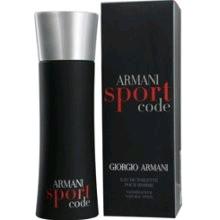 Armani Code Sport by Giorgio Armani, 2.5 oz Eau De