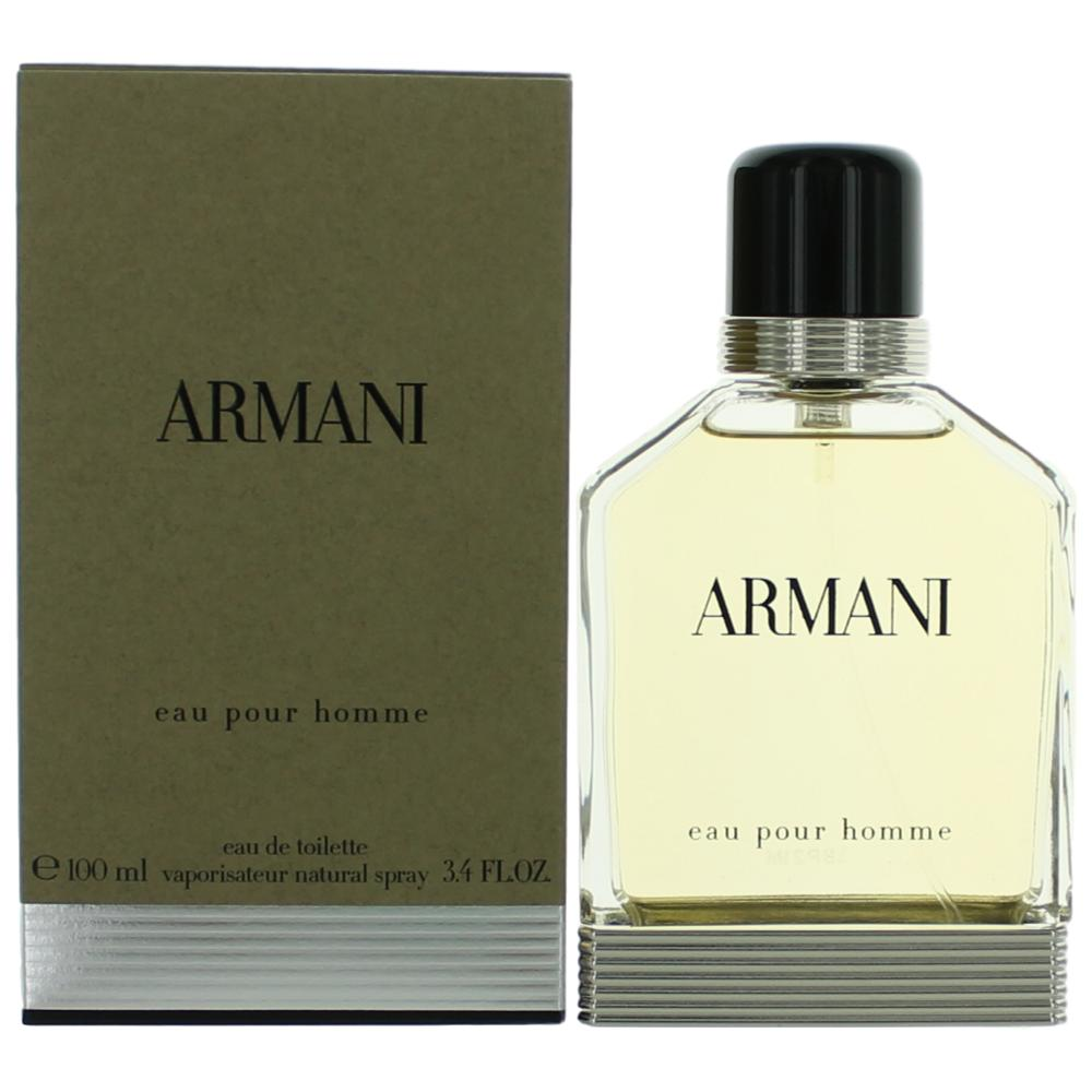 armani eau pour homme cologne by giorgio armani 3 4 oz edt spray men new