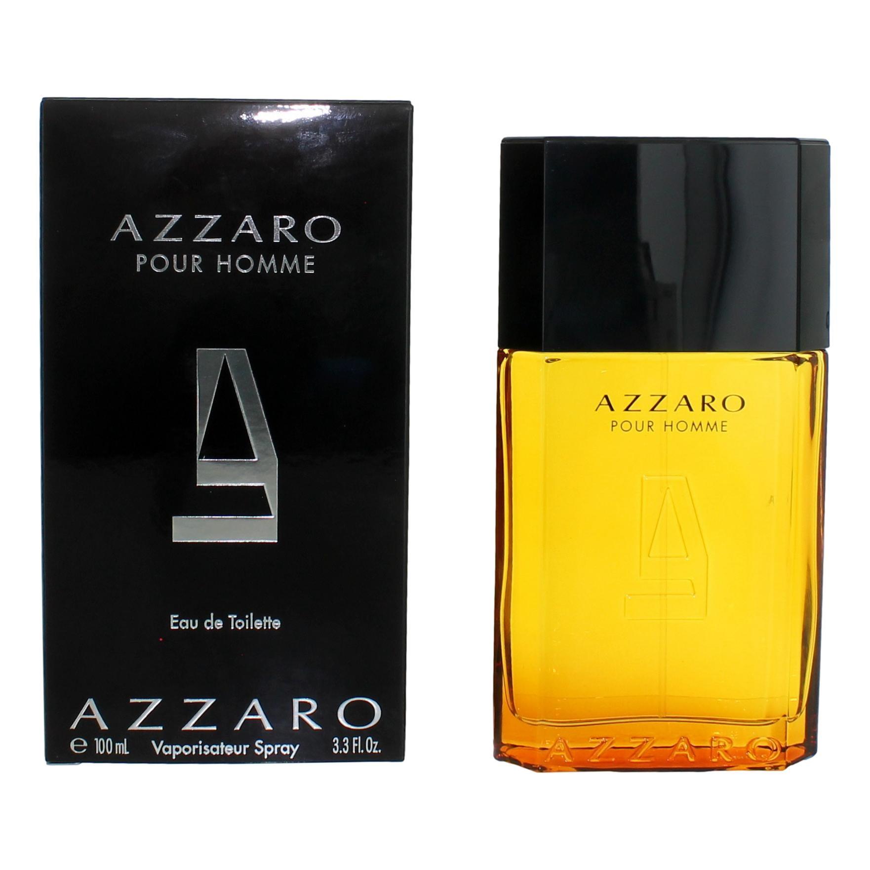 Azzaro by Azzaro, 3.4 oz EDT Spray for Men