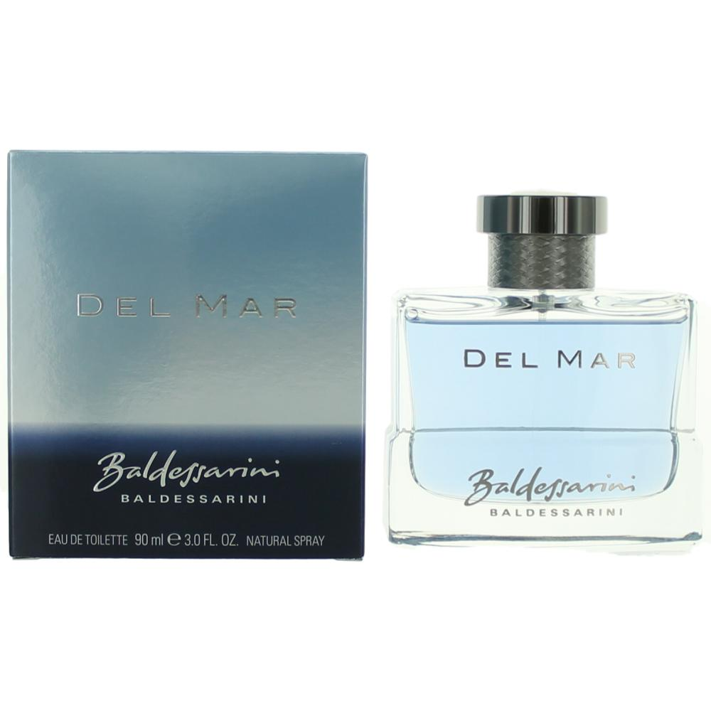 Del Mar Baldessarini by Hugo Boss, 3 oz EDT Spray for men
