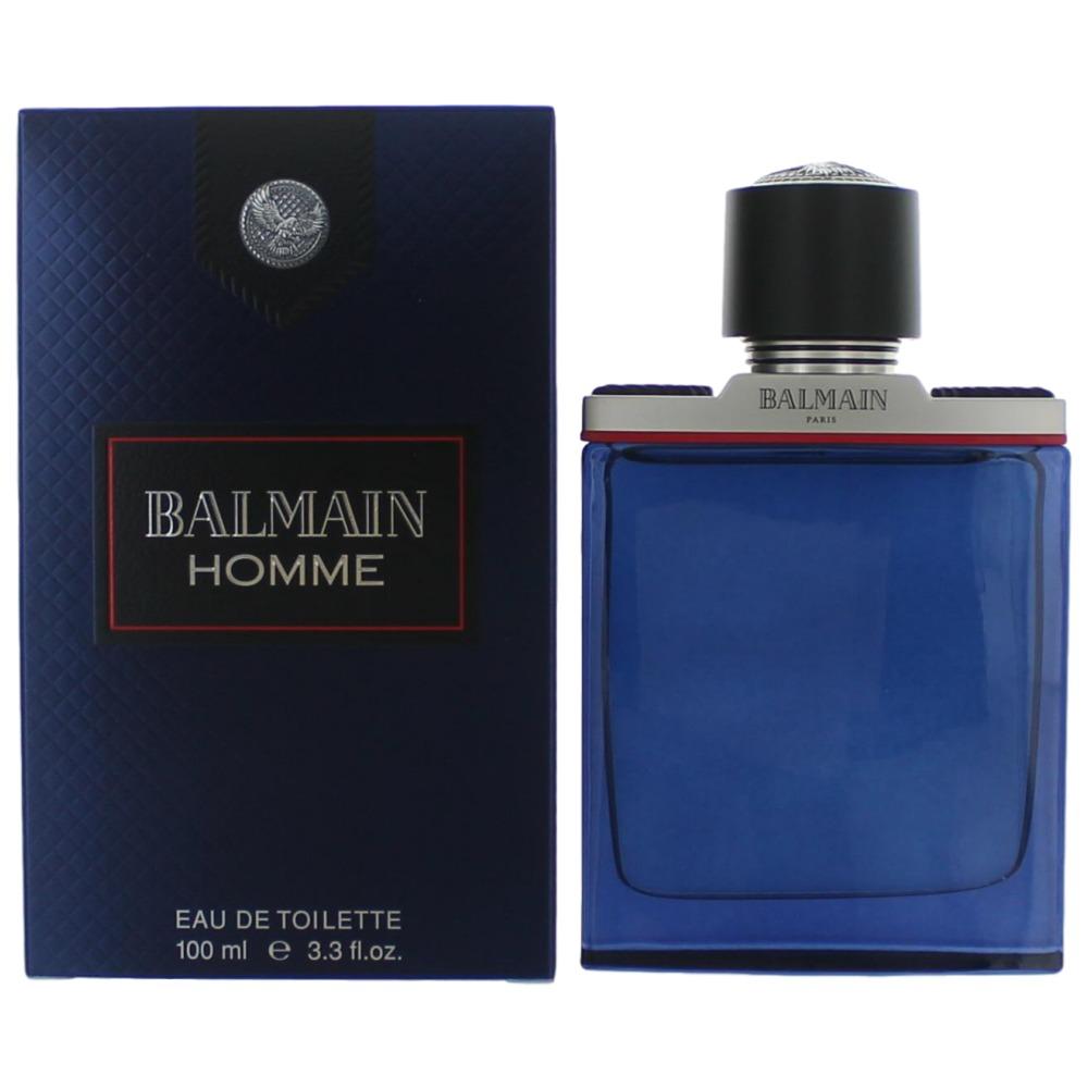 Balmain Homme by Balmain, 3.3 oz Eau De Toilette Spray for Men