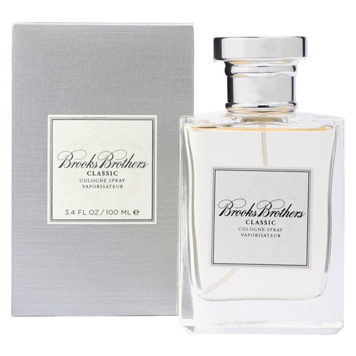 Brooks Brothers Classic by Brooks Brothers, 3.4 oz Cologne Spray for Men