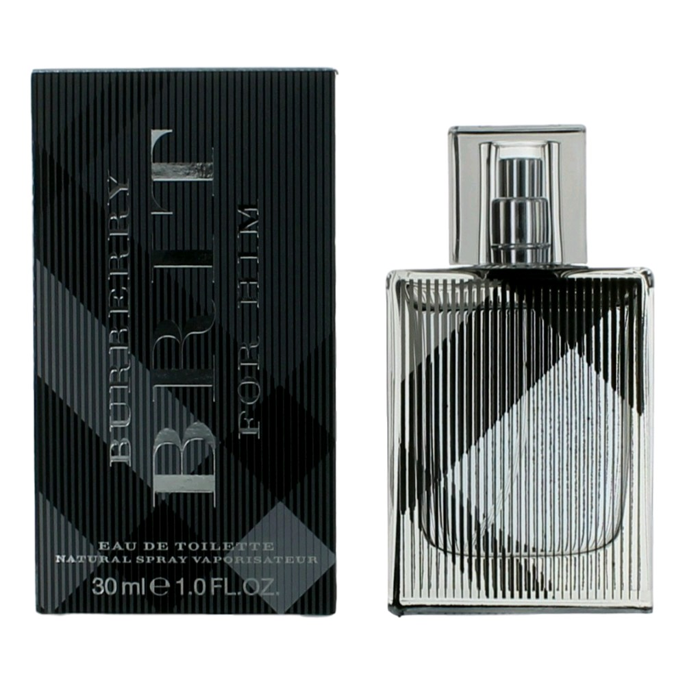 Brit by Burberry, 1 oz EDT Spray for Men