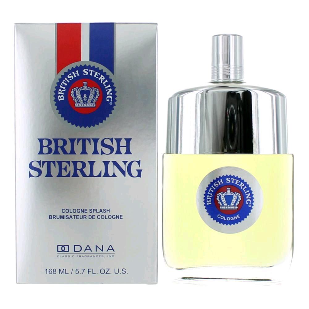 British Sterling by Dana, 5.7 oz Eau