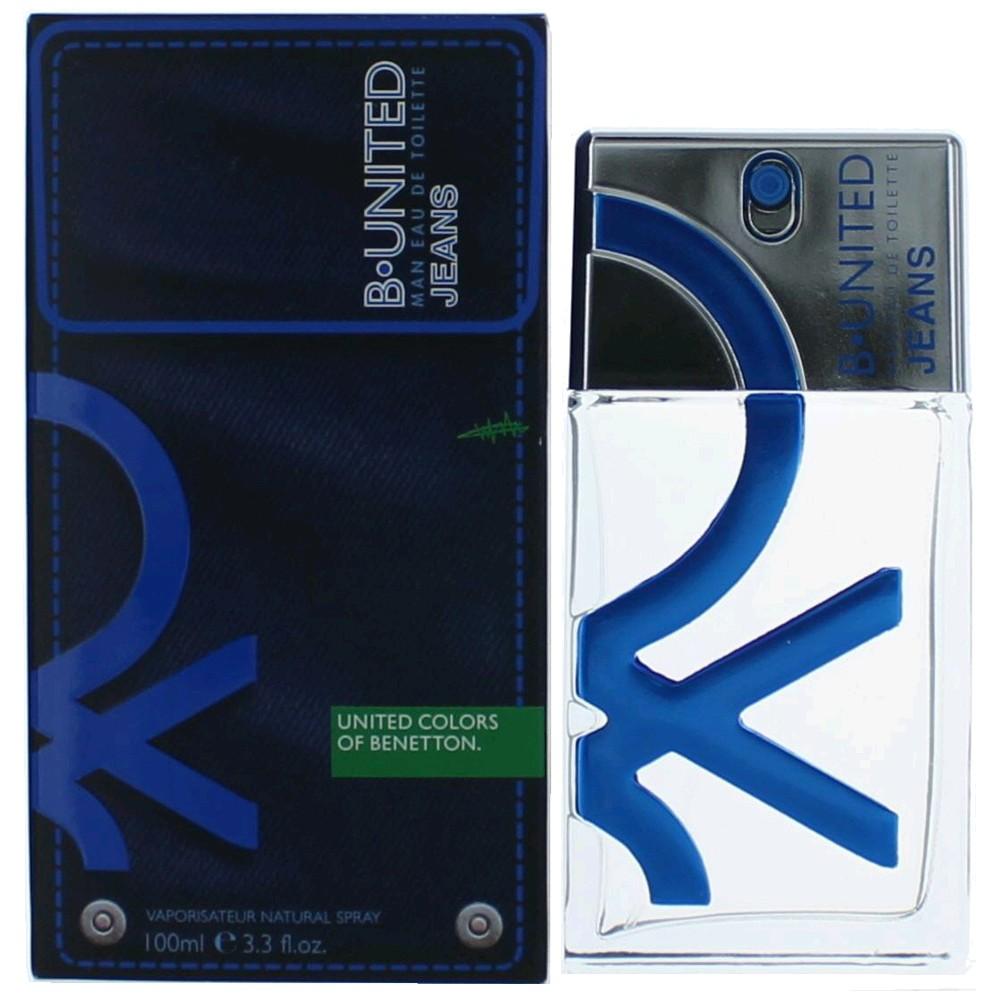 Click here for B. United Jeans by Benetton  3.3 oz Eau De Toilett... prices