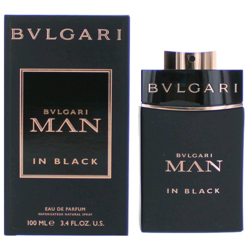 Edp 3 4 Oz By Nuperfumes On Opensky: Bvlgari MAN In Black Cologne By Bvlgari, 3.4 Oz EDP Spray For Men NEW