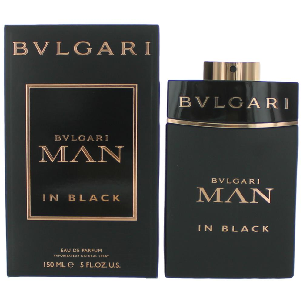 Bvlgari MAN in Black by Bvlgari, 5 oz EDP Spray for Men