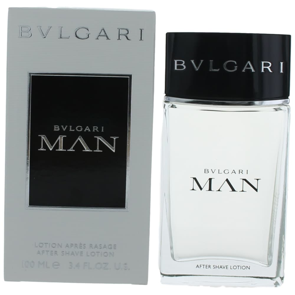 Bvlgari MAN by Bvlgari, 3.4 oz After Shave Lotion for Men