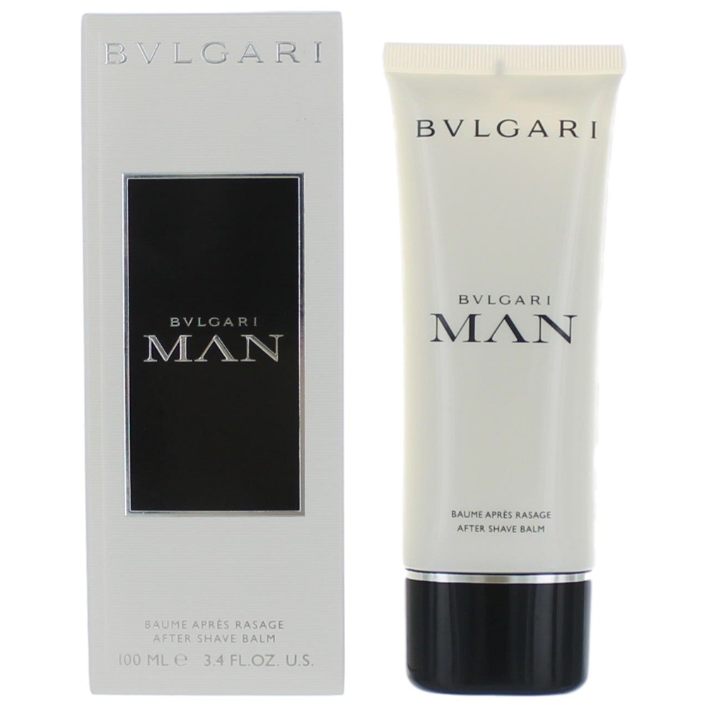 Bvlgari MAN by Bvlgari, 3.4 oz After Shave Balm for Men