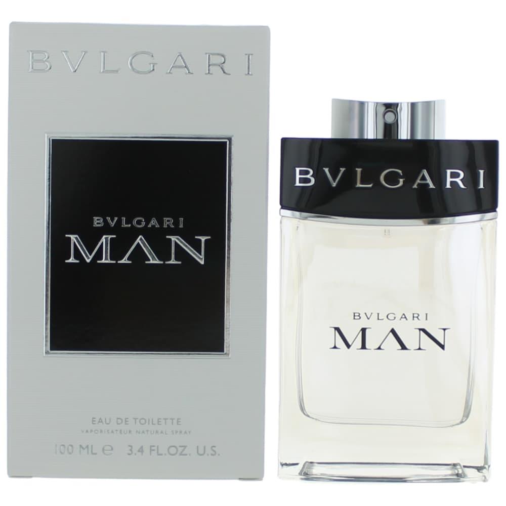 Bvlgari MAN by Bvlgari, 3.4 oz EDT Spray for Men