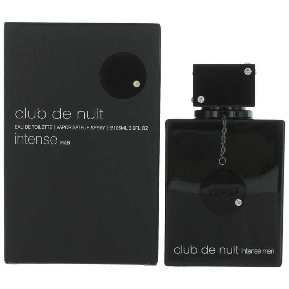 Club De Nuit Intense by Armaf, 3.6 oz Eau De Toilette Spray for Men