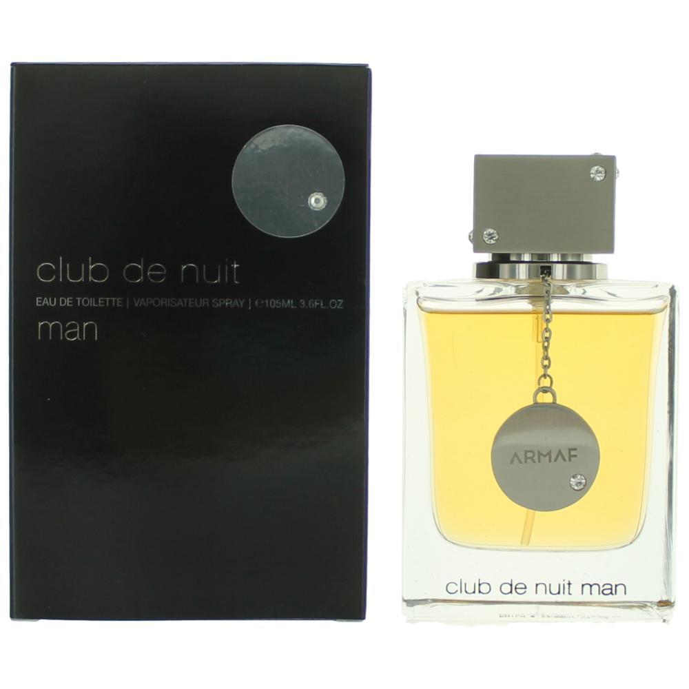 Club De Nuit by Armaf, 3.6 oz Eau De Toilette Spray for Men