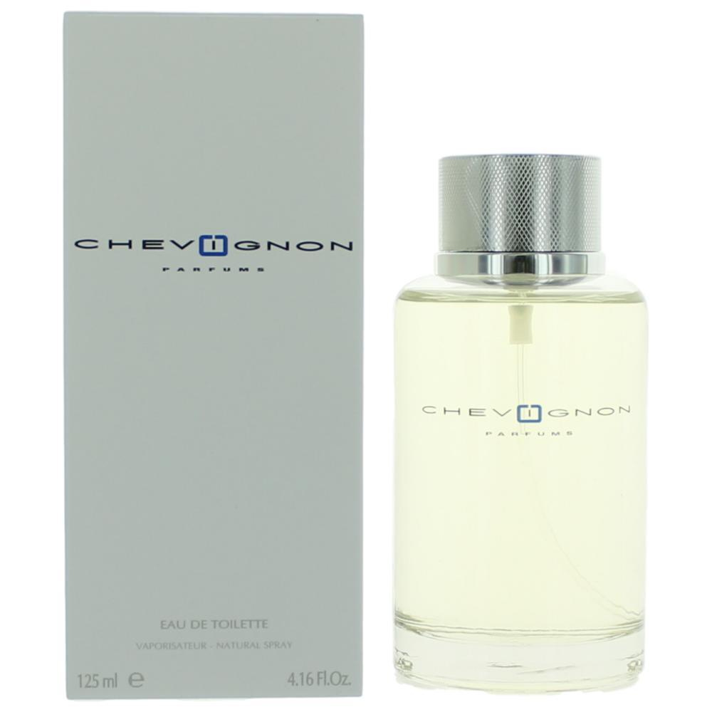 Chevignon by Parfums Chevignon, 4.16 oz Eau De Toilette Spray for Men
