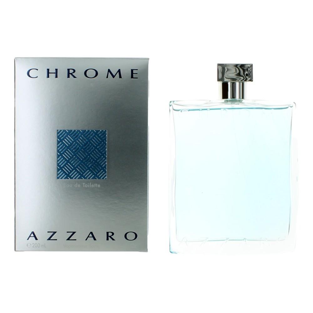 Chrome by Azzaro, 6.8 oz EDT Spray for Men
