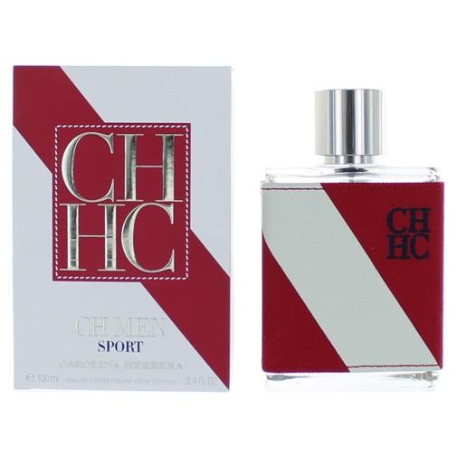 CH Sport by Carolina Herrera, 3.4 oz EDT Spray for Men