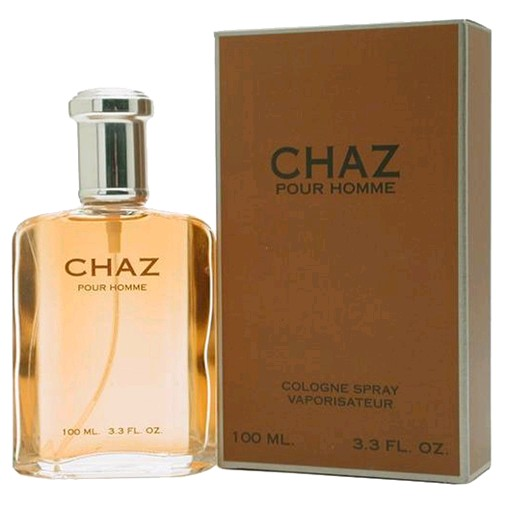 Chaz Pour Homme by Chaz, 3.3 oz Cologne Spray for men