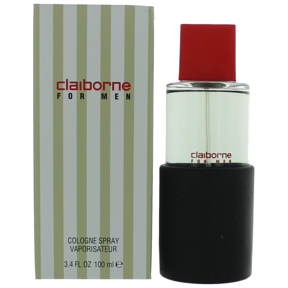 Claiborne Pour Homme by Liz Claiborne, 3.4 oz Cologne Spray for Men