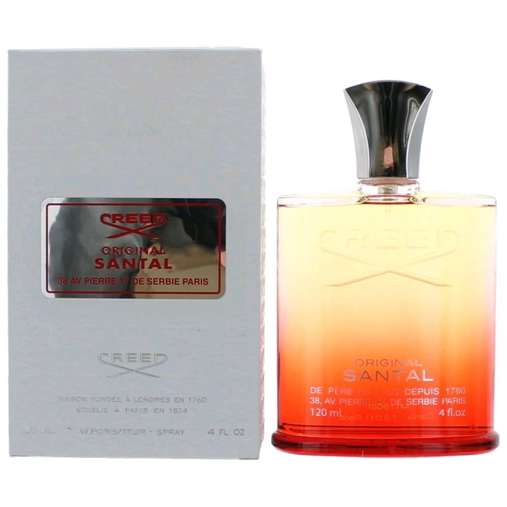 Santal Original by Creed, 4 oz Millesime Eau De Parfum