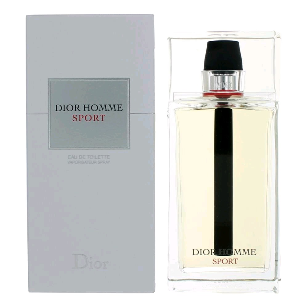 Dior Homme Sport by Christian Dior, 6.8 oz EDT Spray for Men Cologne