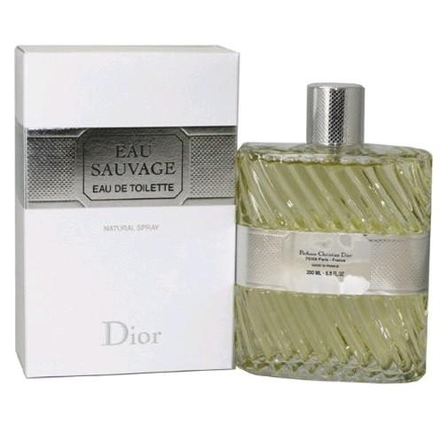 Eau Sauvage by Christian Dior, 6.7 oz Eau De Toilette Spray for Men