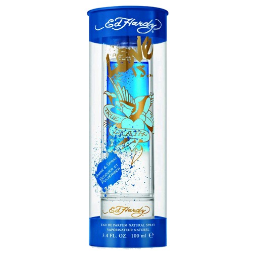 Ed Hardy By For Men Eau De Toilette Spray 3 4 Ounces: Ed Hardy Love Is By Christian Audigier, 3.4 Oz Eau De Toilette Spray For Men