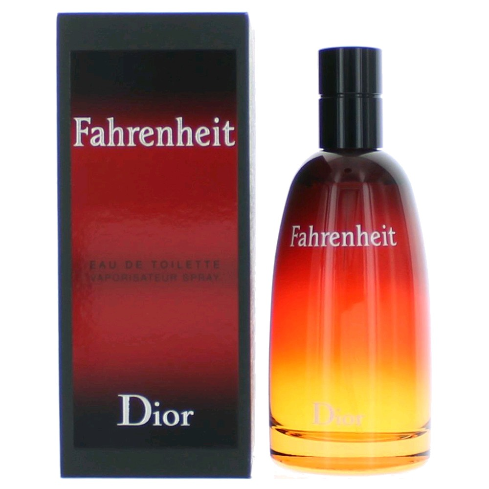Fahrenheit by Christian Dior, 3.4 oz EDT Spray for Men