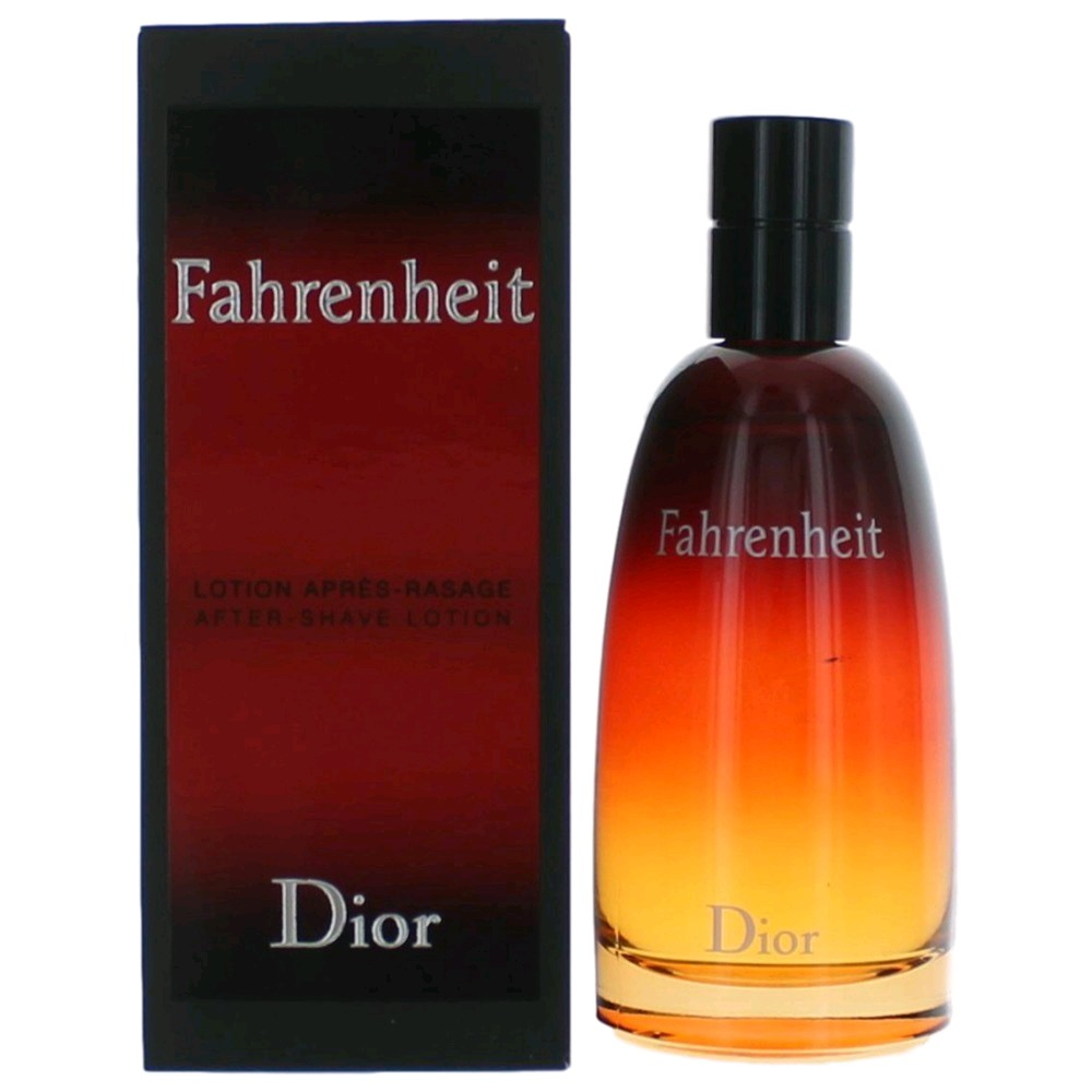 Fahrenheit by Christian Dior, 3.4 oz After Shave for Men