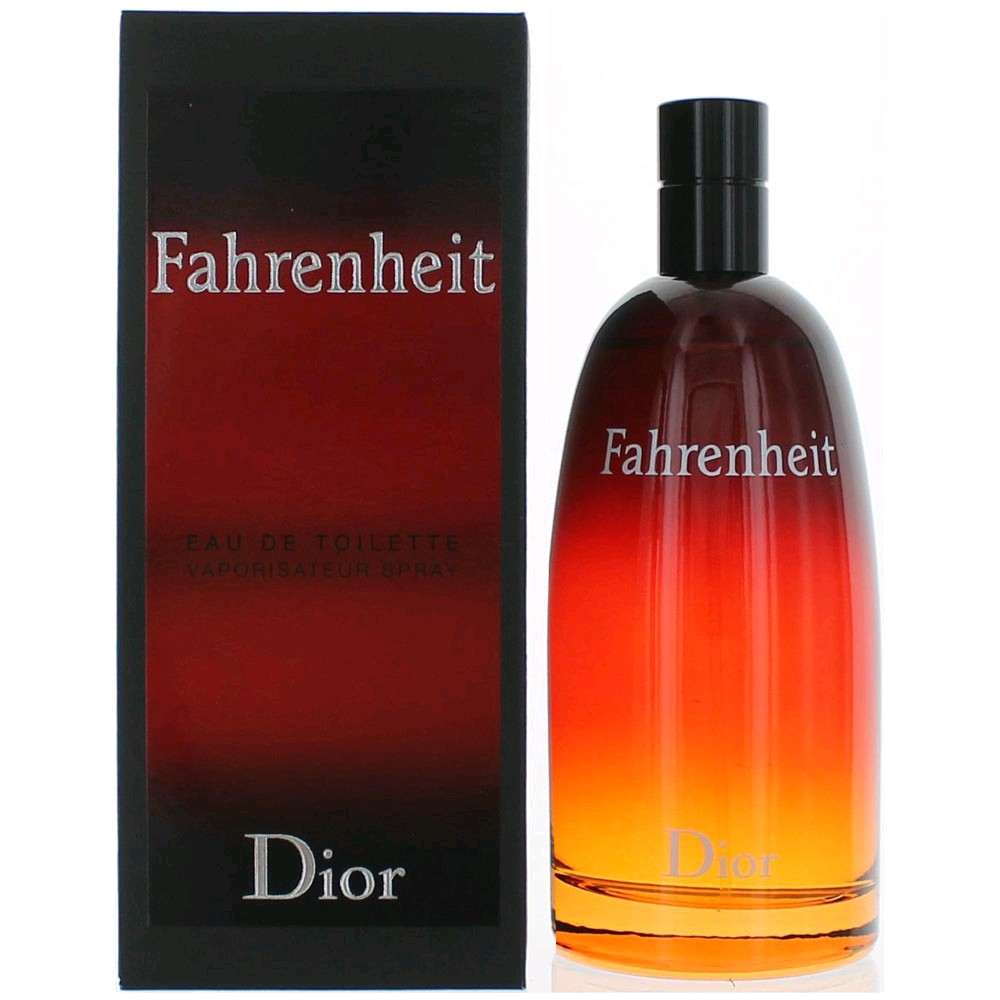 Fahrenheit by Christian Dior, 6.8 oz EDT Spray for Men