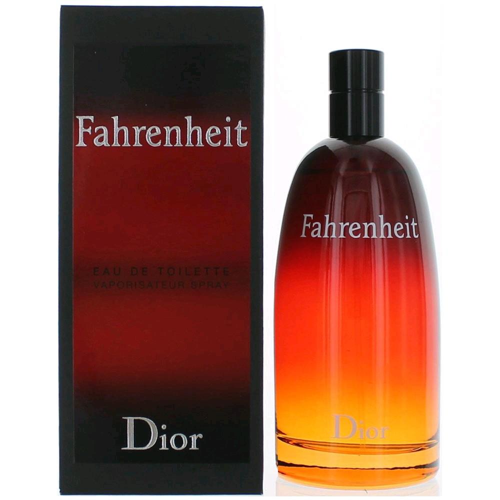 Fahrenheit by Christian Dior, 6.8 oz EDT Spray for Men
