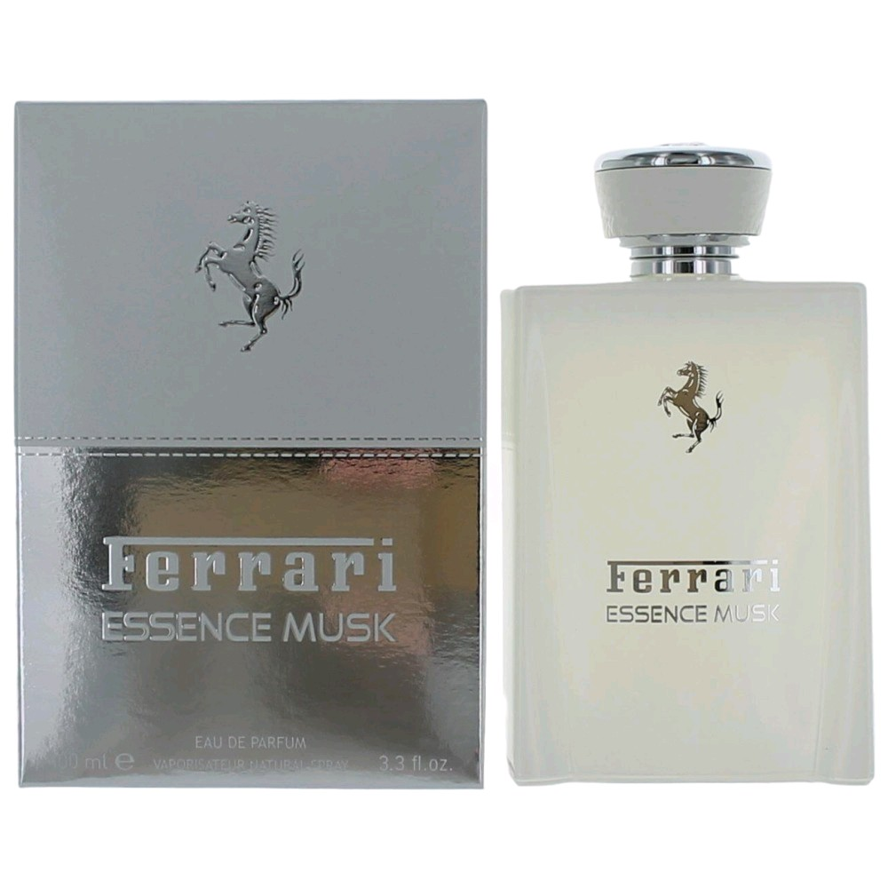 Ferrari Essence Musk by Ferrari, 3.3 oz Eau De Parfum Spray for Men