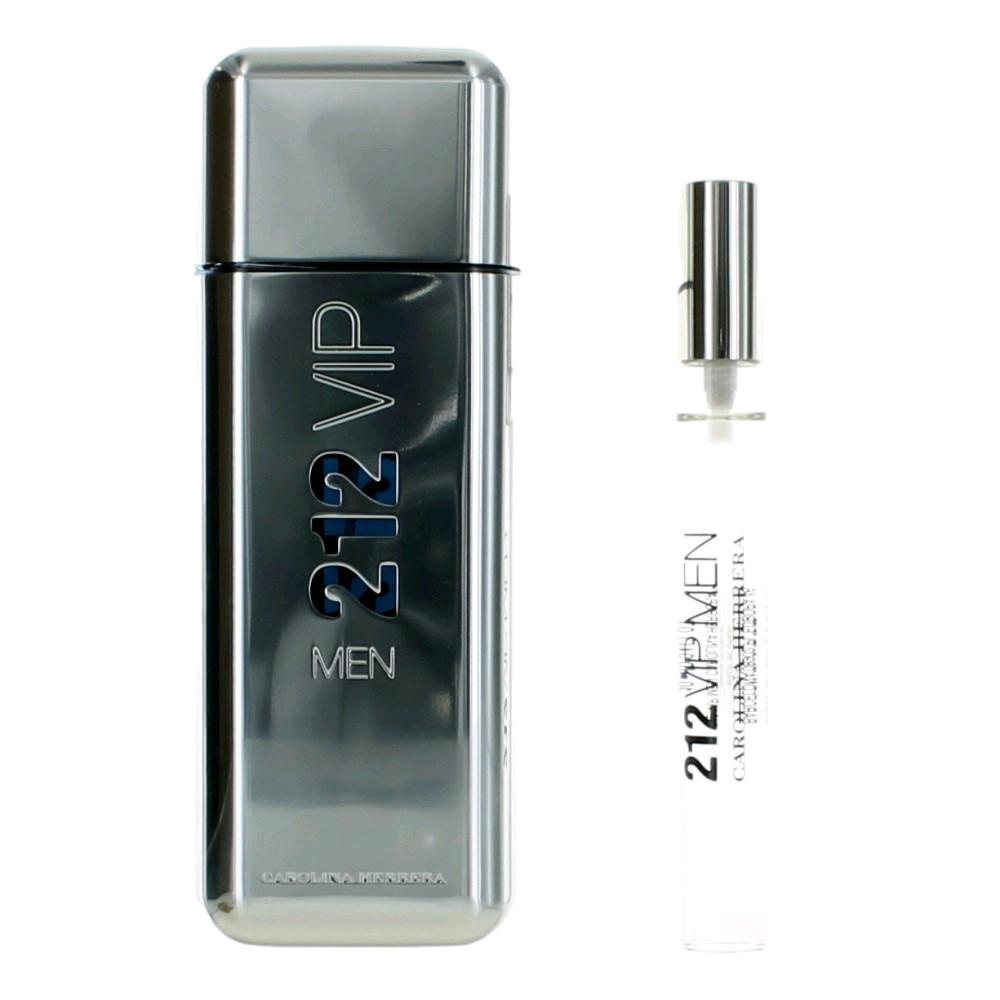 212 VIP by Carolina Herrera, 2 Piece Gift Set for Men
